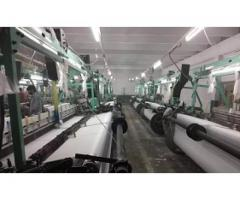 Textile factory for sale in good amount
