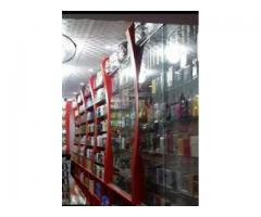 Cosmetics shop for sale in good amount