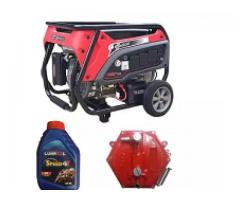 Power Tech Gasoline Generator 3.2kva brand neW FOR sale