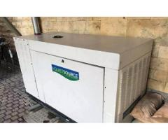 "Generator / ""Generac"" Brand 25Kw (Natural Gas / LPG) FOR SALE"