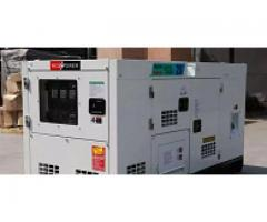 Perkins (UK) Diesel Sound proof Generators 30KVA, 45KVA, 60KVA, 100KVA