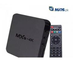 Android Tv Box MXQ, H96-Watch Free TV Channels.Delivery in Pakistan