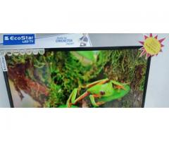 Ecostar Cx-32u561 Led Tv with brand warranty free home delivery