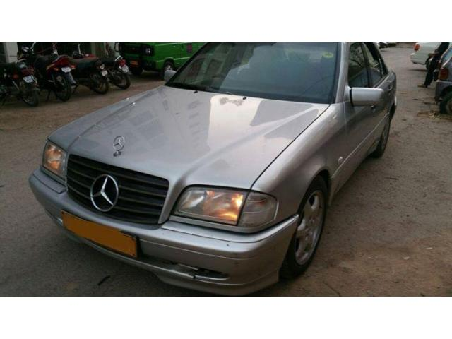 Mercedes c180 model 2000 for sale in good amount karachi for Mercedes benz sales jobs