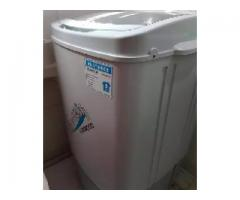 Kenwood Washing machine, single tub with warranty for sale