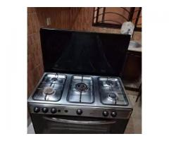 Indus cooking rang. Having good condition. for sale