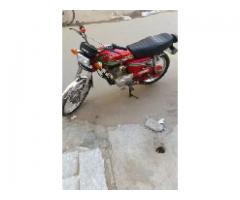 Honda 125 2013 for sale in good price