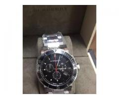 Burberry Watch Unused for sale in good amount