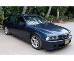BMW 528i for sale in good amount