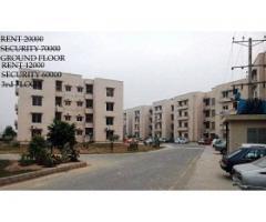 Askari flats mrla 5 2 bed for rent