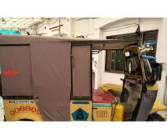 Rizgar rickshaw for sale in good amount