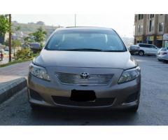Toyota Corolla 1.8 Altis for sale