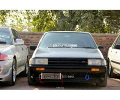 1983 Corolla (GT Converted) for sale