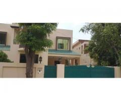 DHA One Kanal Bungalow Upper Portion At phase 1 Near Market, For Rent