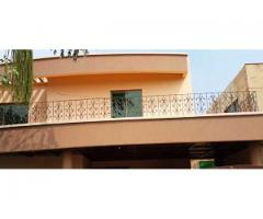 DHA One Kanal Bungalow Upper Portion Near DD Market , For Rent