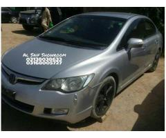 Honda Civic Hybrid FOR SALE in good way