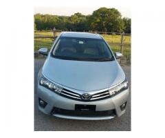 Toyota Corolla Altis Grande CVT-i 1.8 2015 for sale