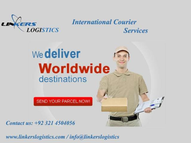 International Cargo and Freight Courier services Linkers