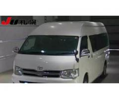 Toyota Hiace TRH-214 2012 for sale in good amount