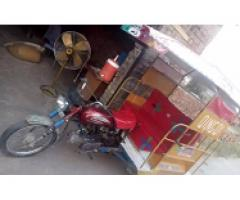 Rickshaw 2012 for sale in good amount