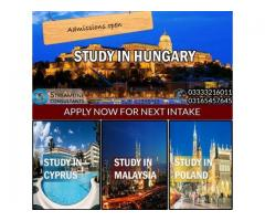 ABROAD STUDY VISA_STREAMLINE CONSULTANTS