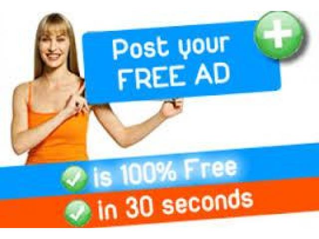 Top High Free Classified Ad Posting Sites Islamabad - Local