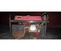 1 Generator for sale in good amount
