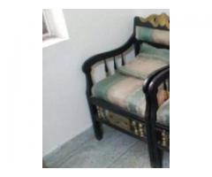 Wooden foam chairs for sale in good amount