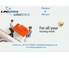 Movers and Packers International Linkers  Lahore Karachi Islamabad Pakistan