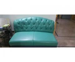 7 seater sofa set with center table for sale