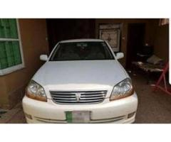 Toyota Mark 2 Grande 2.0 FOR SALE IN GOOD AMOUNT