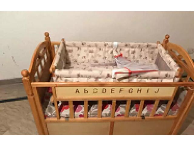 Baby Cart Wooden for sale