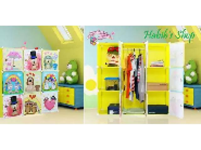 Kids cabinet for sale in good amount