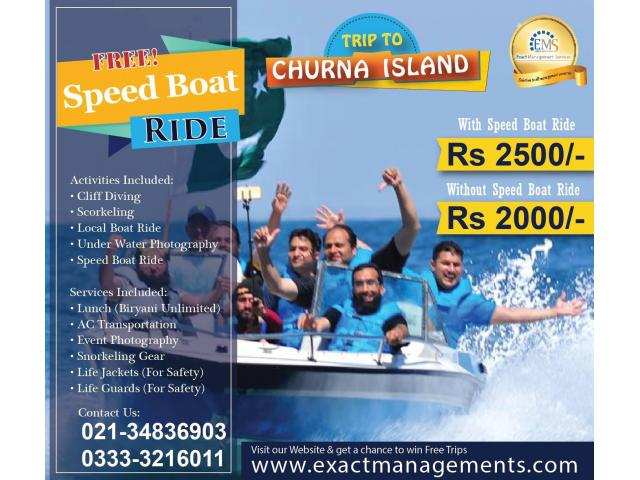 LAST TRIPS TO CHURNA ISLAND_EMS