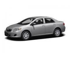 Toyota corolla Gli 2010 model for sale in good price and condition