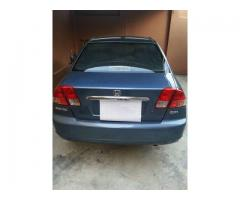 Honda Civic Exi for sale in good price in islamabad