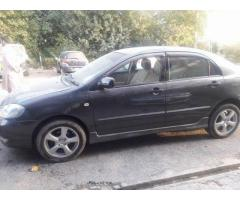 2007 20D se corolla for sale in good amount