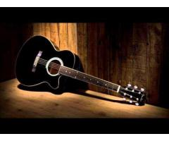 Semi Acoustic Guitar Very Urgant Sell Limited Time Offer for sale