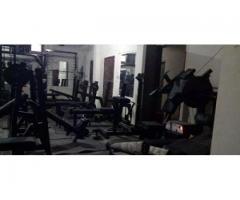 Bodybuilding gym for sale
