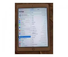 Ipad air 2 wifi, cellular 128gb for sale in good condition
