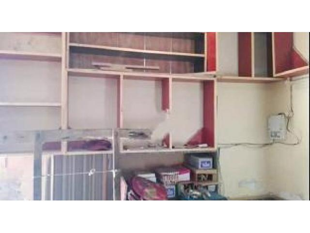Counter and rags for sale in good amount