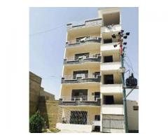Legal Commercial Flat Apartment for sale on installments