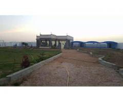 Land: Plots for Farm House: Sales on installment & Possession is 20%