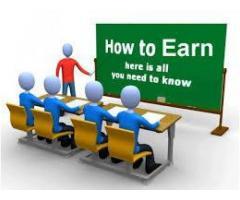 Online Jobs for Students. Best Cheerful Fair Eran online.