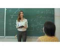Required female teacher in school