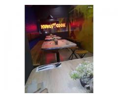 Restaurant Setup for sale in good rates