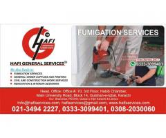 Attractive Termite proofing Services in All over Karachi