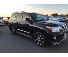 LAND CRUISER ZX (V8) 2012 FRESH IMPORT FOR SALE