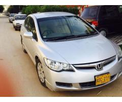 Civic reborn for sale in good rates