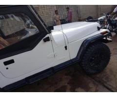 american wrangler jeep for sale in good amount
